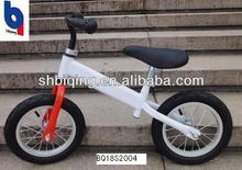 white kids' bike