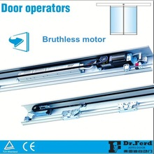 Automatic Sliding Door Access Control System