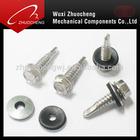 Din7504 self drilling screw tek screws for roof