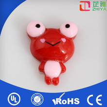 wholesale kawii frog polyresin figurine