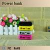 Element 15000mAh external battery pack portable charger power bank, dual USB output,ultra compact design