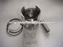 high quality MB100 cast piston