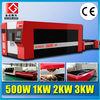 CNC Laser Cutting Machine Metal / 2000W 1000W Fiber Laser Cutting Machine Metal