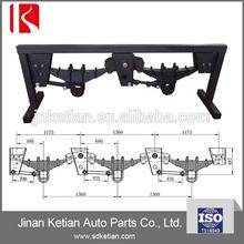 Rear Gerrmany type Mechanical Suspension ,Trailer Suspension,Trailer Parts