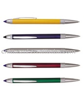 wholesale promotional plastic metal pen for office