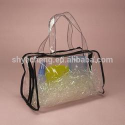 hot sale custom oxo bio degradable eco-friendly clear wine cooler plastic bag
