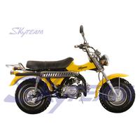 SKYTEAM 50cc 125cc 250cc 4 stroke monkey motorbike dax pbr zb t-rex v-raptor motorbike (EEC EUROIII EURO3 approved)