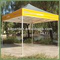 heavy duty pop up chapiteau abri couvert de pliage pavillon avec impression personnalisée