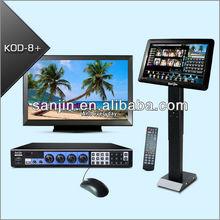 Professional HDD Karaoke System