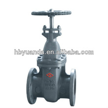 DIN Non-Rising Stem Gate Valve