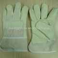 Heavy duty industrial guantes