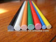 Pultrusion high strength flexible durable fiberglass solid rod