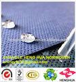Peso 10~250gsm pp spunbond no tejido de la tela para las bolsas, muebles, de la agricultura, de la industria