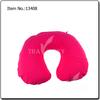 13408 Fleece inflatable neck pillow