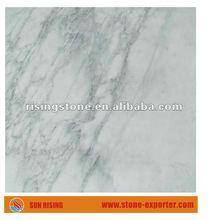 2012 Popular White Marble Tile