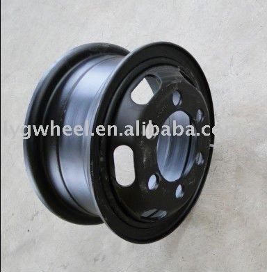 Lantian Auto Wheel 6.00-16 Tube Steel Wheel