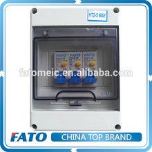 HT Plastic Waterproof Distribution Box