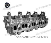 mazda WL engine cylinder head