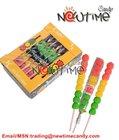 Traffice Light Jelly Pop,9balls Fruits ball Jelly Lollipop Candy-NTJ10045B