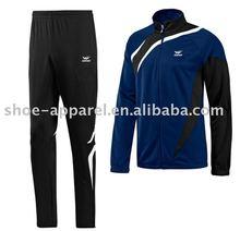 Men training suit sports tracksuit