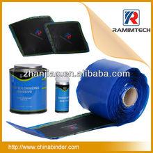 CN layer fabric cover conveyor belt rubber repair strips