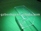 Square Acrylic tube/plastic pipe/pmma pipe
