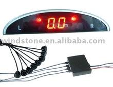 Automotive parts LED Display Parking sensor With 6 Sensors-RD-018C6