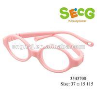 2015 Lovely TR90/Rubber Glasses Frame For Kid