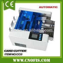 A4 A3 Automatic name card cutting machine