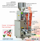 Big triangle shaped candy automatic packing Machine