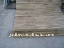 bamboo split fence for garden