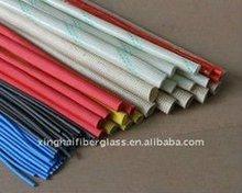 fiberglass sleeving coated with acrylic resin