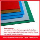 Corrugated Plastic Board,Corflute,Correx,Cartonplast,Coreflute Sheet