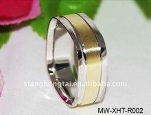 316L stainless steel men wedding ring, newest design