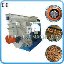 Softwood Pellet Machine