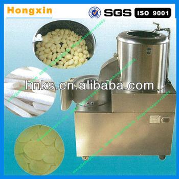 Hot Sell potato cutter/potato spiral slicer/electric Potato peeler