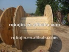 Mini wire reel wood cable spools