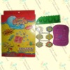 magic modeling clay, hot selling educational toy.funny rubber dough.
