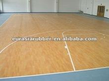 Basketball pvc flooring
