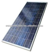 Poly 190W Solar panel for EU
