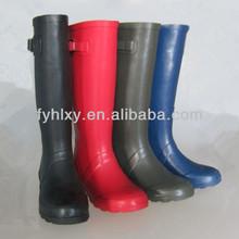 women rubber rain boots wellington boots