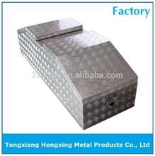 Gullwing daul lid crossovers aluminium tool box