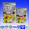 customized printed pet food packaging bag
