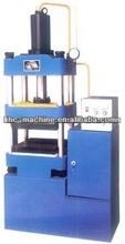 computerized hydraulic machine ( rubber making machine)50Ton