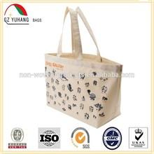2015 Green Fashion cotton eco bag