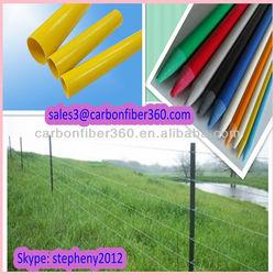 china factory fiberglass electric fence posts