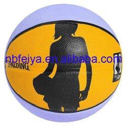 sport rubber made basketball