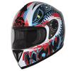 DOT ECE street helmet graphics helmet for motorcycle