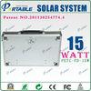 Portable Solar Module System