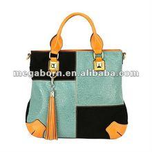 2012 Charming Fashion Lady Handbag(MBNO020073)